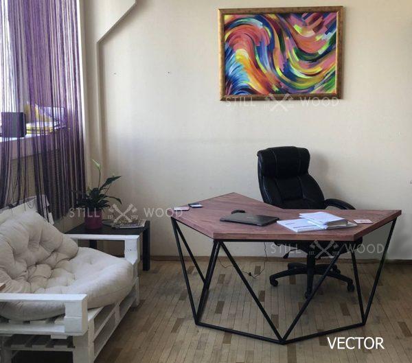 Офисный - рабочий стол Loft Vector sw131